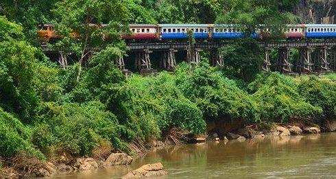 บ้านพักกาญจนบุรีที่เหมาะกับการไปพักเป็นครอบครัว